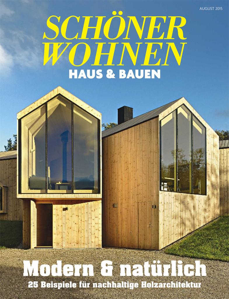 Schöner Wohnen Haus & Bauen – BOSS Architekten