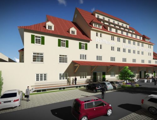 Apartment-Hotel in Ravensburg