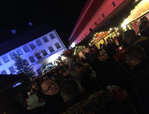 Weihnachtsmarkt 2015 in Laupheim