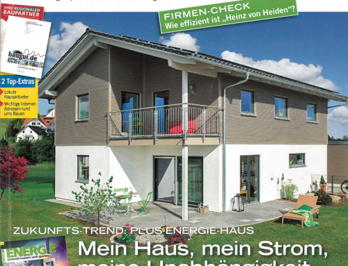 Effizienz Häuser Oktober/November 2016