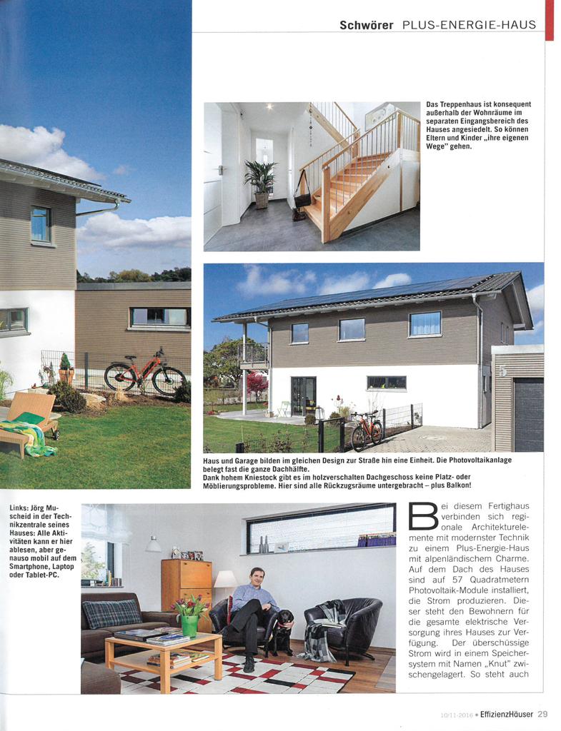 Erfolgsgeschichten – BOSS Architekten